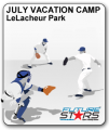 July Vacation Camp-Edward A. LeLacheur Park