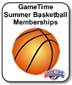 Game Time Summer Basketball Memberships