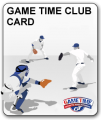 GAME TIME CLUB CARD
