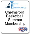 Chelmsford Basketball Summer Membership