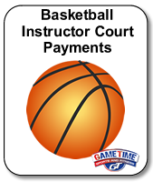 Basketball Instructor Court Payments