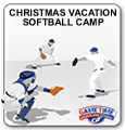 CHRISTMAS VACATION SOFTBALL CAMP