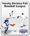 Varsity Division Fall Baseball League